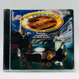 II Forreala: By Any Means: CD