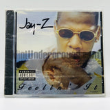 Jay-Z: Feelin' It/Friend Or Foe (Video Version): CD Single