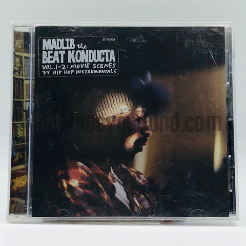 Madlib: The Beat Konducta Vol. 1-2: CD