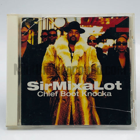 Sir Mix-A-Lot: Return Of The Bumpasaurus: CD