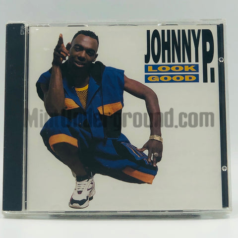 Johnny P: Look Good: CD