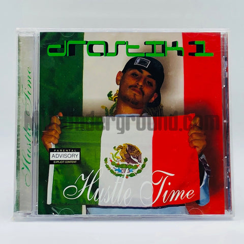 Drastik 1: Hustle Time: CD