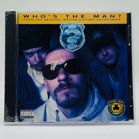 House Of Pain: Who's The Man/Put On Your Shit Kickers: CD Single