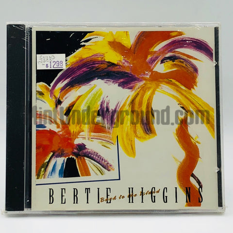 Bertie Higgins: Back To The Island: CD