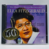 Ella Fitzgerald: The War Years (1941-1947): CD