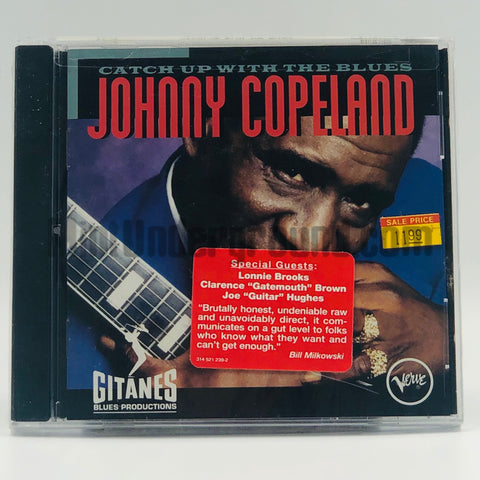 Johnny Copeland: Catch Up With The Blues: CD