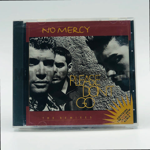 No Mercy: Please Don't Go (The Remixes): CD Single