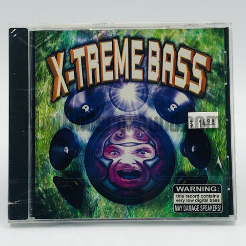 X-Treme Bass: X-Treme Bass: CD