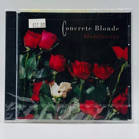 Concrete Blonde: Bloodletting: CD