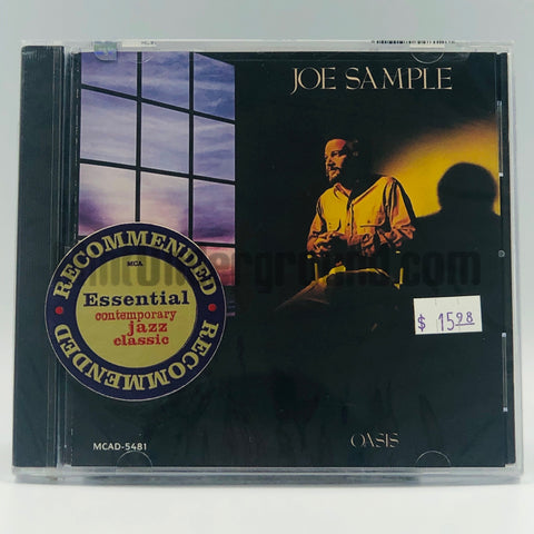 Joe Sample: Oasis: CD