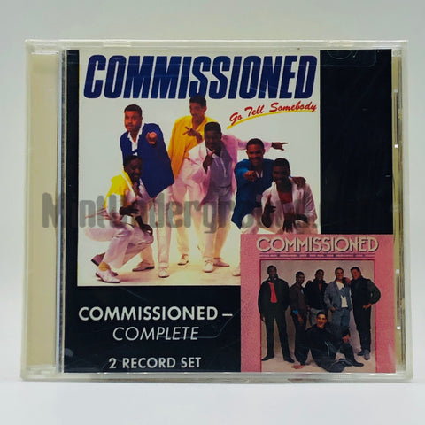 Commissioned: Complete: CD