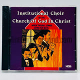 Institutional Choir Of The Church Of God In Christ: When Trouble Comes: CD
