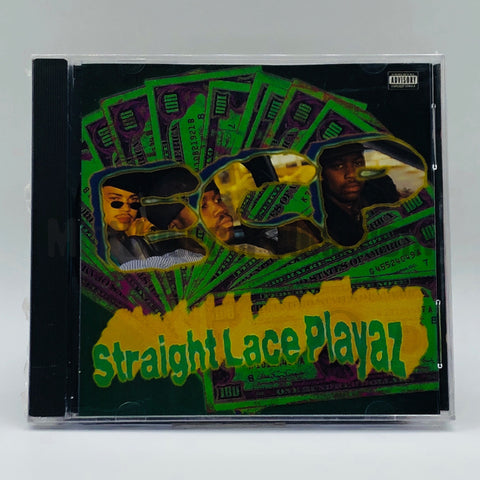 E.C.P./ECP: Straight Lace Playaz: CD