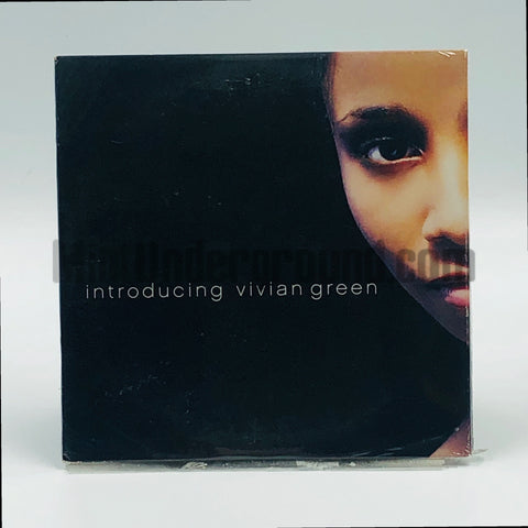 Vivian Green: Introducing Vivian Green: CD EP