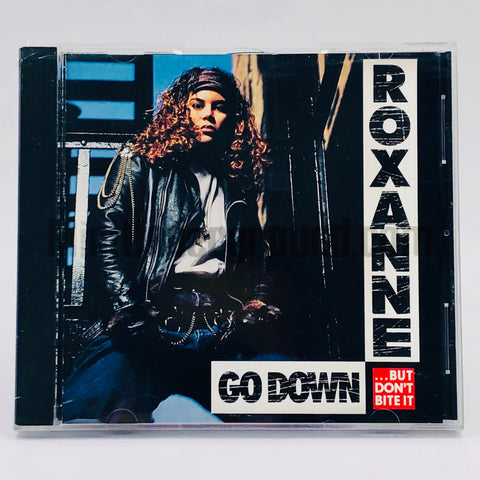Roxanne: Go Down (But Don't Bite It): CD