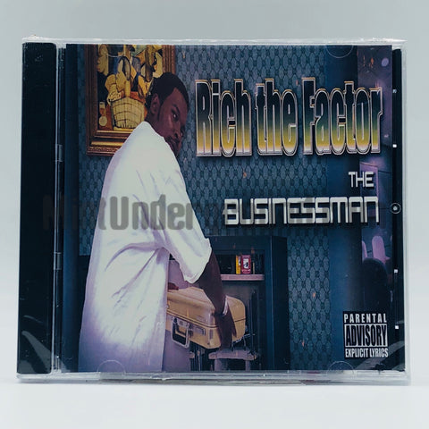 Rich The Factor: The Businessman: CD