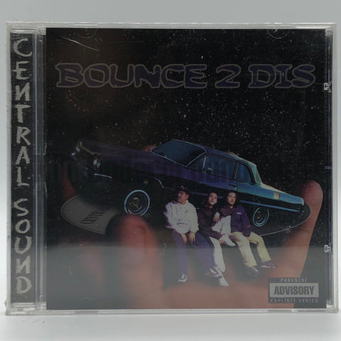 Central Style Sound: Bounce 2 Dis: CD