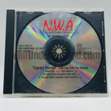 N.W.A: Straight Outta Compton: 10th Anniversary Tribute: Express Yourself: CD Single
