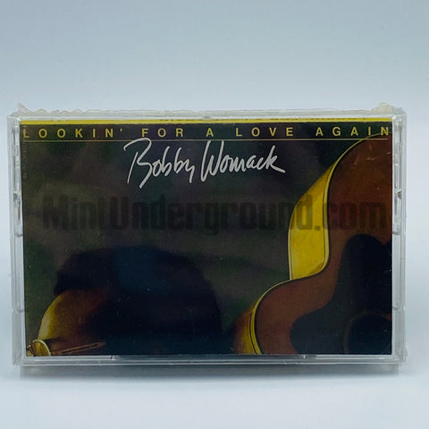 Bobby Womack: Lookin' For A Love Again: Cassette