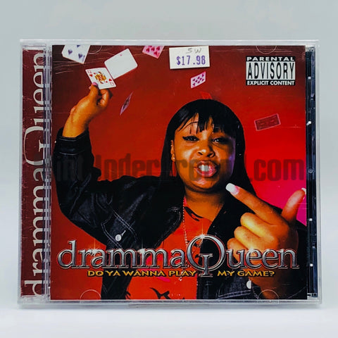Dramma Queen: Do You Wanna Play My Game: CD