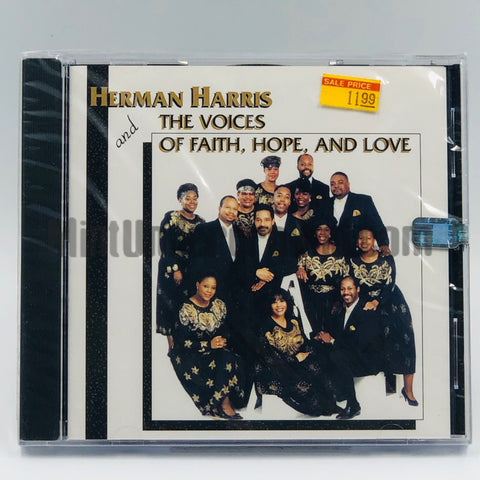 Herman Harris & The Voices Of Faith, Hope & Love: CD