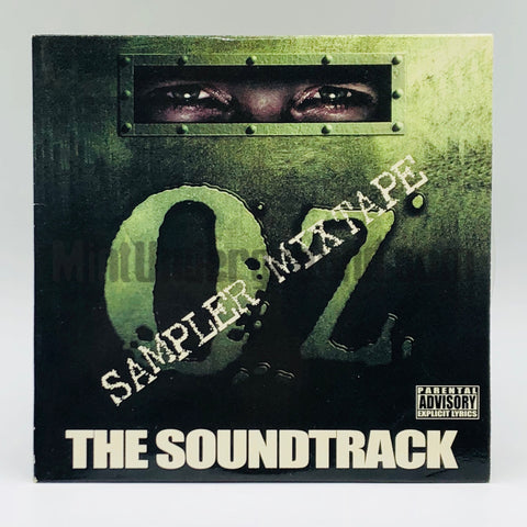 Various Artists: Oz The Soundtrack/The Phoreyz Mixtape: CD