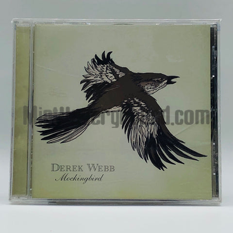 Derek Webb: Mockingbird: CD