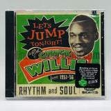 Chuck Willis: Let's Jump Tonight: The Best Of Chuck Willis from 1951-'56: CD