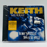 Keith Murray: The Most Beautifullest Thing In This World: CD