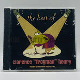 "Clarence ""Frogman"" Henry: The Best Of: CD"