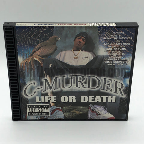 C-Murder: Life Or Death: CD