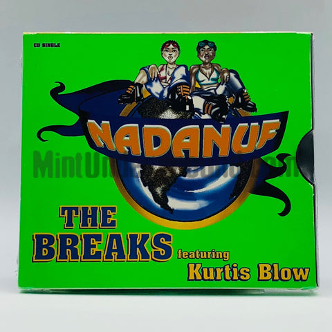 Nadanuf: The Breaks/Many Emcees: CD Single