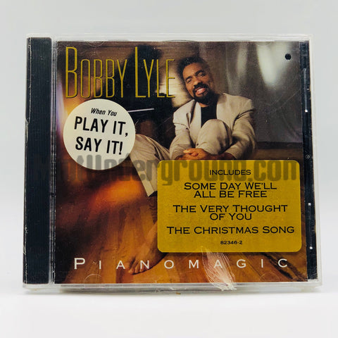 Bobby Lyle: Pianomagic: CD