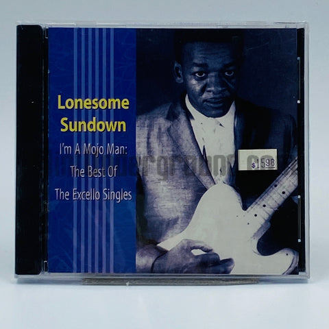 Lonesome Sundown: I'm A Mojo Man- The Best Of The Excel Singles: CD