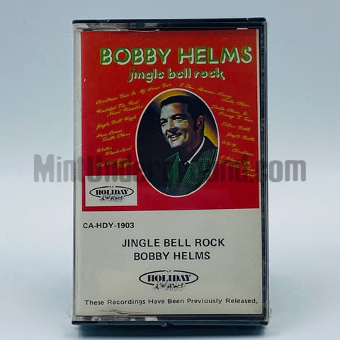 Bobby Helms: Jingle Bell Rock: Cassette