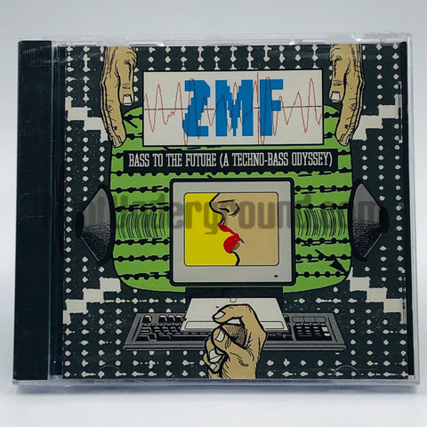 ZMF: Bass To The Future (A Techno-Bass Odyssey): CD