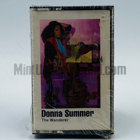 Donna Summer: The Wanderer: Cassette