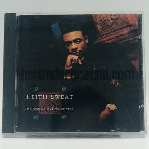 Keith Sweat: I'll Give All My Love To You: CD