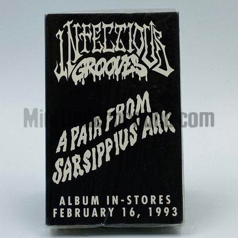 Infectious Grooves: A Pair From Sarsippius' Ark: Cassette