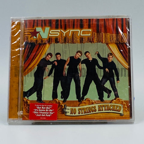 Nsync: No Strings Attached: CD