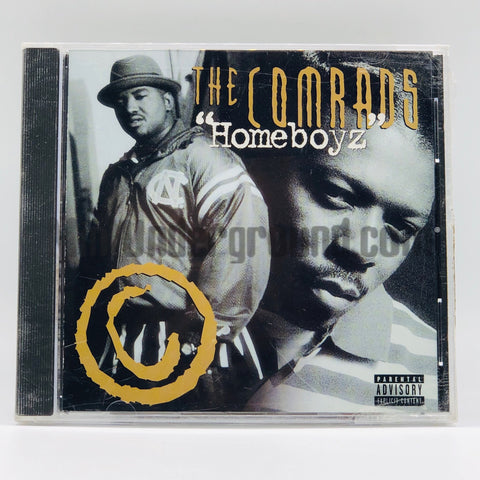 The Comrads: Homeboyz: CD Single