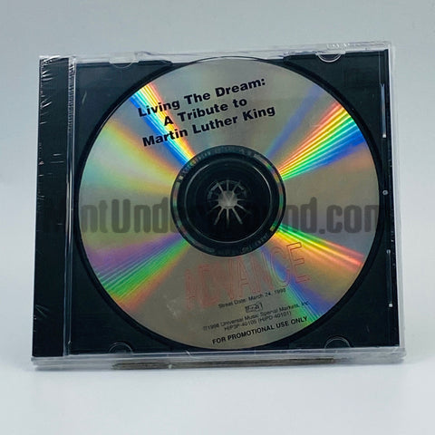 Various Artists: Living The Dream: A Tribute To Martin Luther King: CD