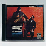 Cannonball Adderley: Cannonball Adderley Quintet In San Francisco: CD