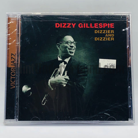 Dizzy Gillespie: Dizzier And Dizzier: CD