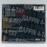 Rappin' 4-Tay: Playaz Club: CD Single
