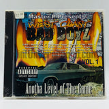 Master P presents: West Coast Bad Boyz Vol. 1/Anotha Level Of The Game: CD