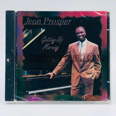 Jean Prosper: Getting Up Morning: CD