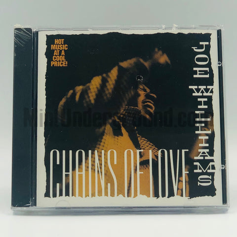 Joe Williams: Chains Of Love: CD