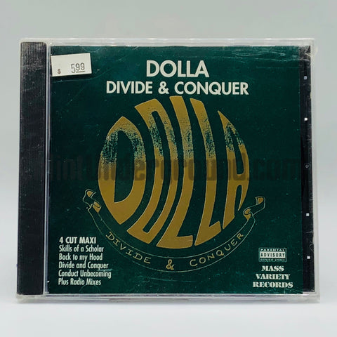 Dolla: Divide & Conquer: CD