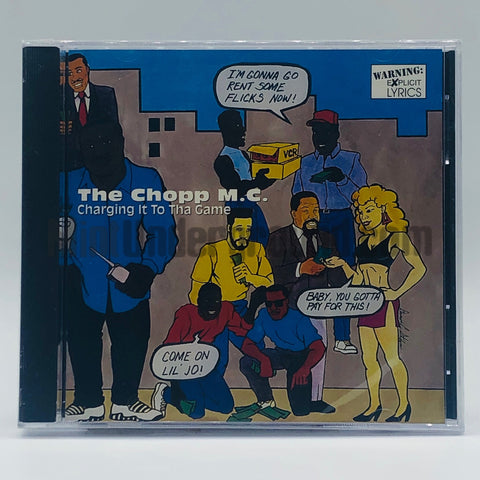The Chopp M.C./Chopp MC: Charging It To Tha Game: CD